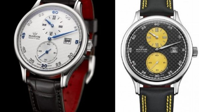 Baselworld 2011: Limited edition Marvin MALTON 160 collection