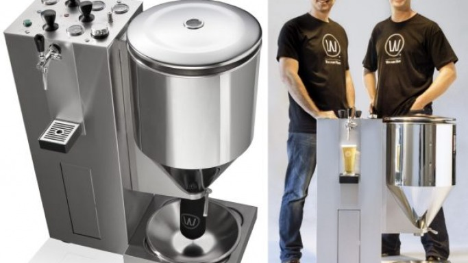 WilliamsWarn Personal Brewery lets you make your own beer with minimum effort