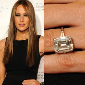world39s most expensive engagement rings bornrich With melania trump wedding ring size