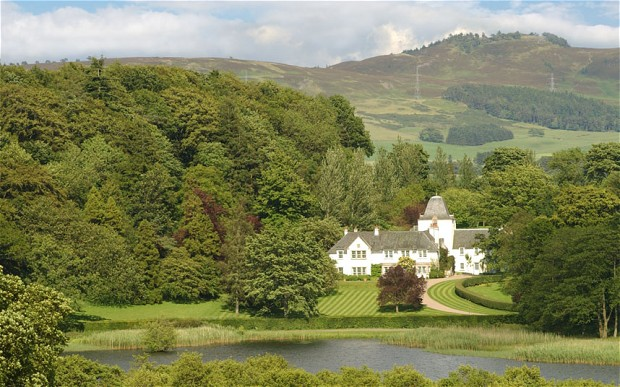 Most Expensive Estate In Scotland Listed For 163 29 Million