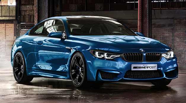 The New Bmw M4 Concept Revealed Blount Jewels Inc