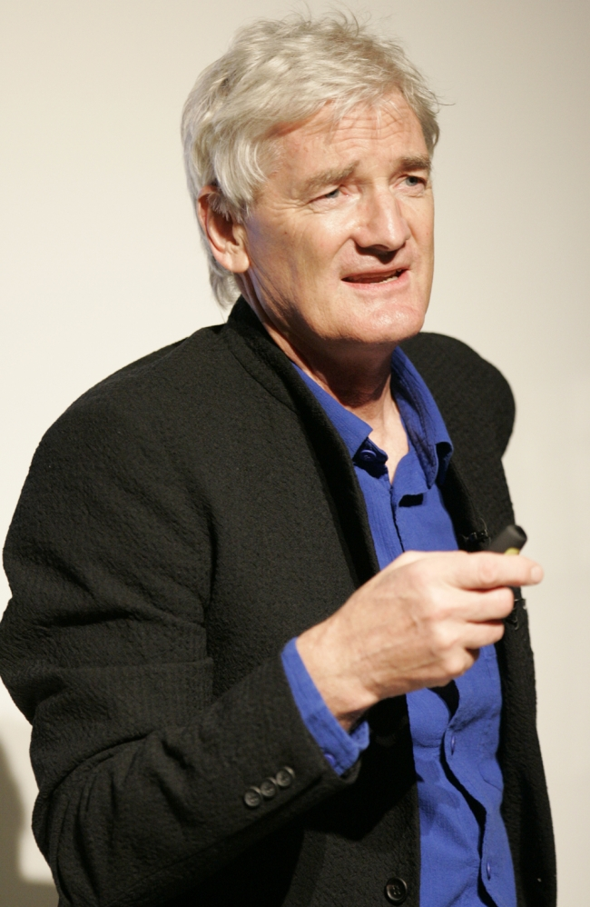 James dyson biography net worth quotes wiki assets for James dyson
