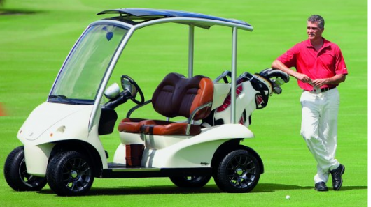 Top 10 golf cars that are better than your car