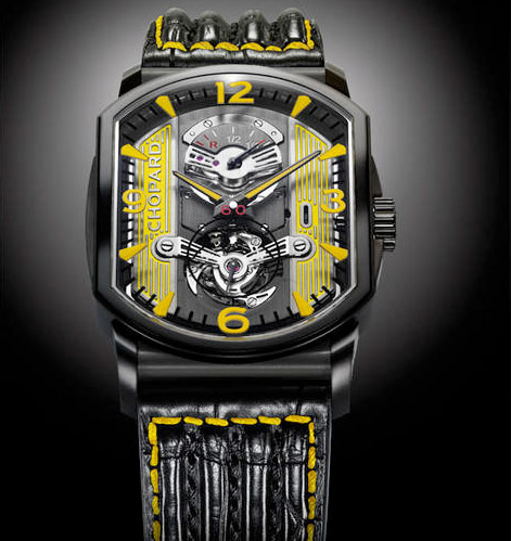 L.U.C Engine One Tourbillon