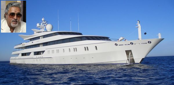 Indian Empress Yacht