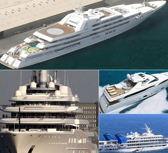Luxury Yacht Summary Image