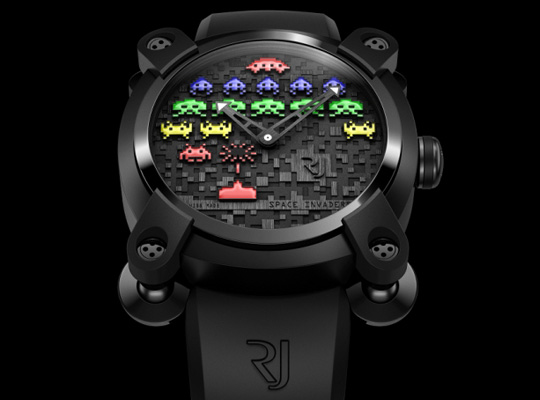 Limited Edition Romain Jerome Wristwatch