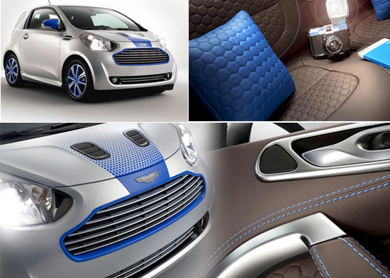 Aston Martin Collet Cygnet Car