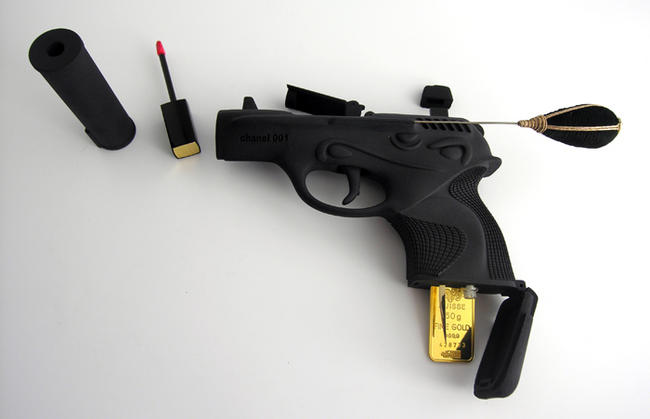 Chanel Cosmetic Gun