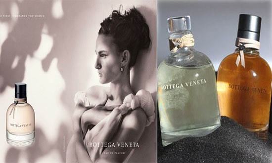 Bottega Veneta launches its first luxury fragrance