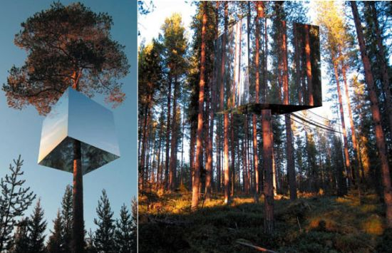 Treehotel in Harads