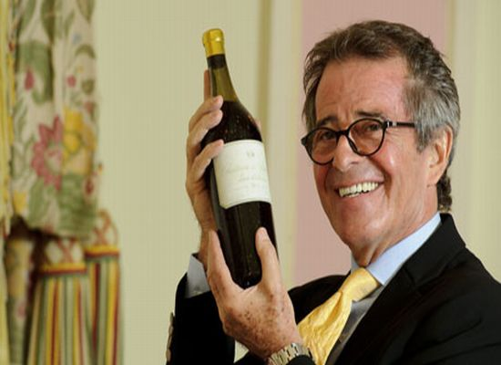 World's most expensive white wine sold for $123,000