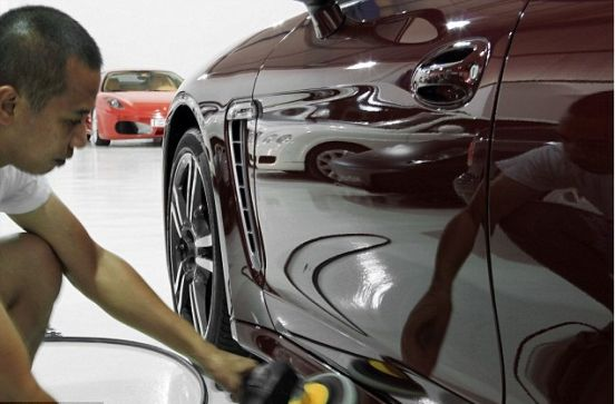World's most expensive car wash