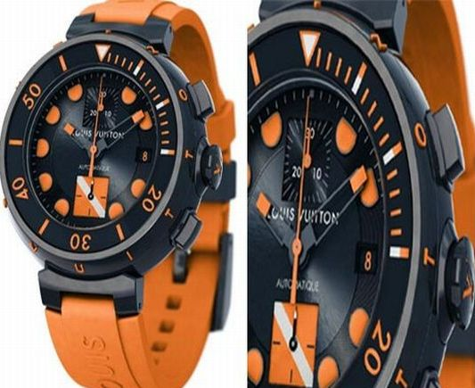 Louis Vuitton unveils luxury watch for Only Watch 2011