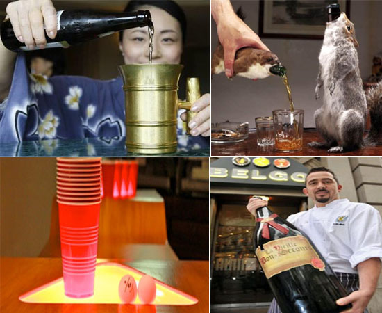 Most expensive beer gifts on international beer day