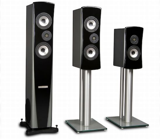 Genesis 7.2 series loudspeakers