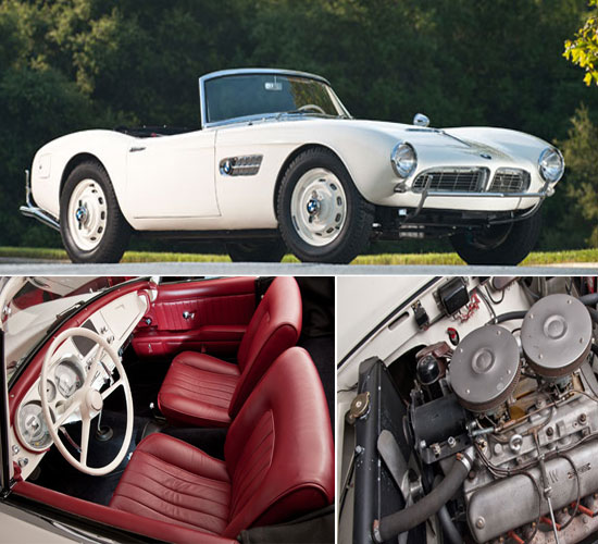 1958 BMW 507 Roadster