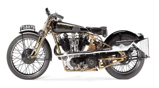 Moby Dick 1929 Brough Superior SS00