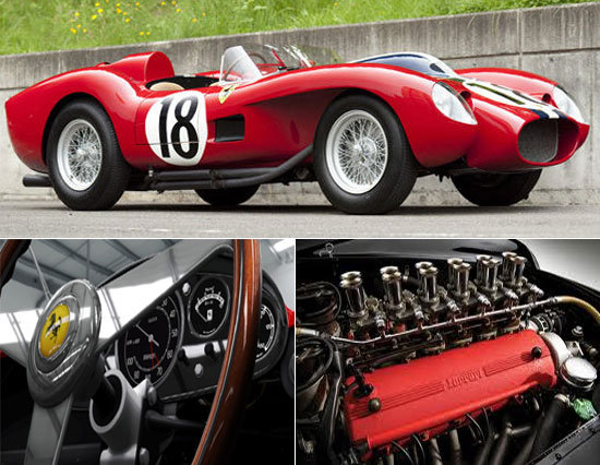 The 1957 Ferrari 250 Testa Rossa