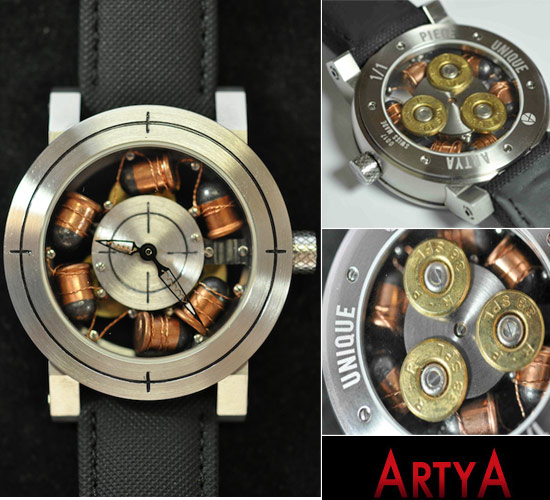 Son of a Gun watch by Artya