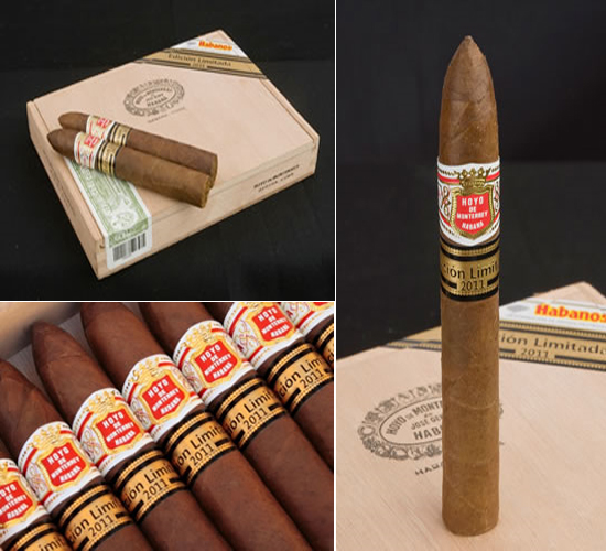 Hobanos limited edition 2011 cigars