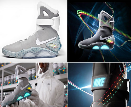 Nike's Mag shoes up for sale