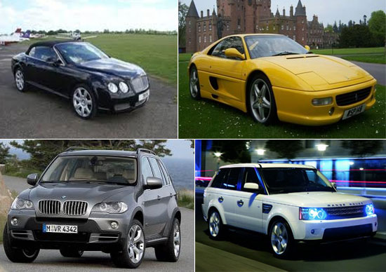 Cars which sold on eBay