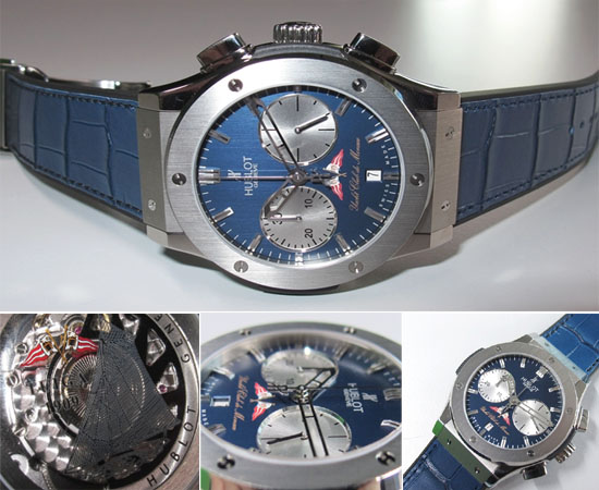 Classic Fusion Hublot watch
