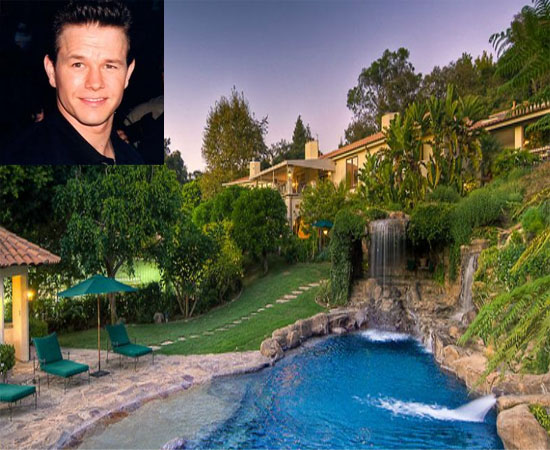 Mark Wahlberg Beverly Hills home listed at $ 14 Million