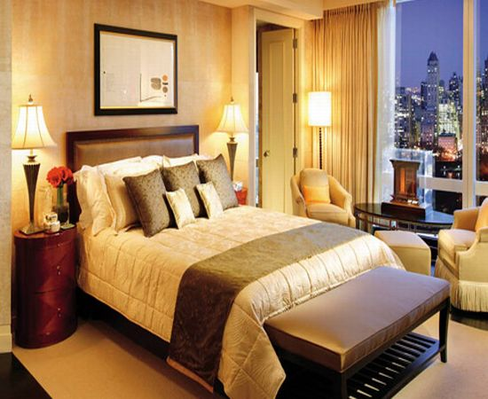 Image gallery luxury hotel rooms nyc for What is the most expensive hotel in new york city
