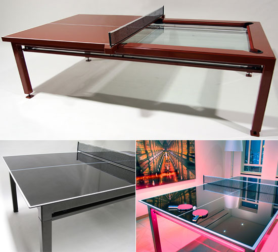 Nottage Design convertible games table