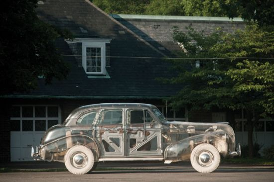 1939 Pontiac Ghost Car