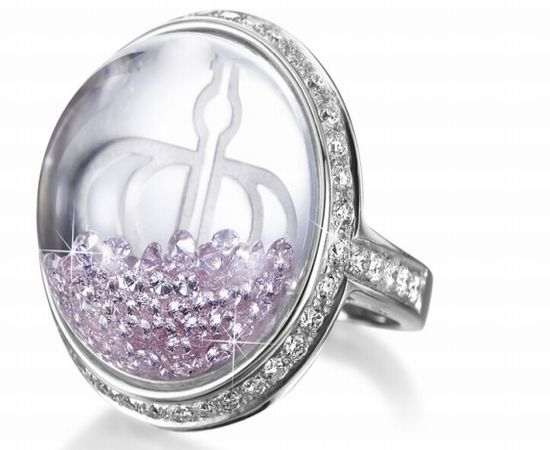 Royal Asscher Diamond collection