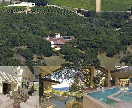 Robert Mondavi's Napa Valley estate up for auction
