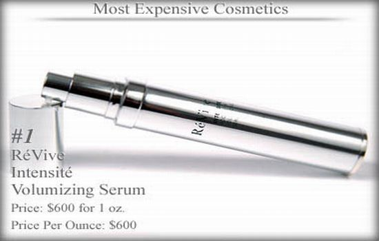 Top 5 most expensive anti ageing cream