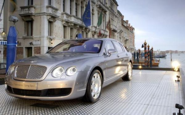 Bentley Limited Edition Continental Flying Spur