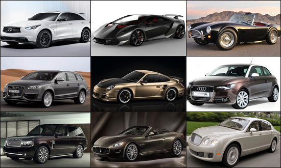 Top 10 limited edition cars of 2011