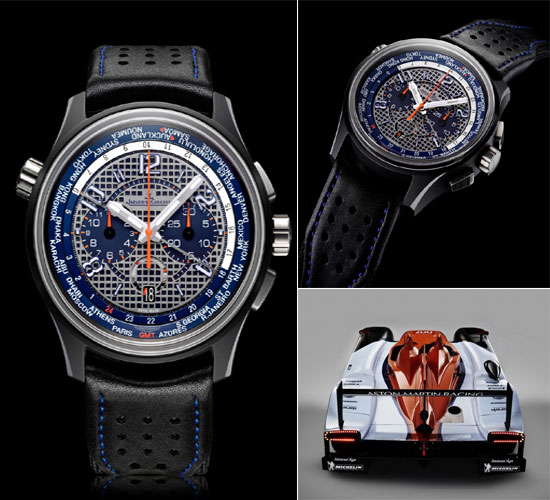 Jaeger Le Coultre AMVOX 5 World Chronograph limited edition