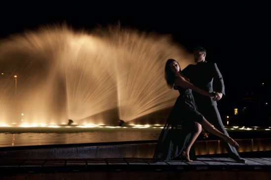 His & Hers 2011 Dancing Fountains