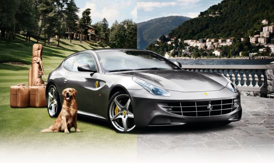 The 2012 Ferrari FF, Bespoke