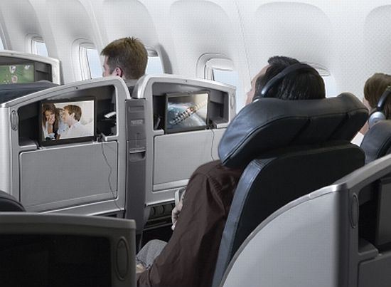 American Airline's Next Generation Business Class