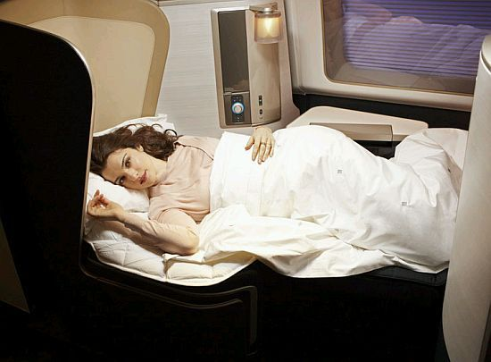 British Airways Creates New Luxurious First Class Cabin
