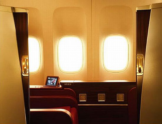 Jet Airways Offers Private Mini Cabins