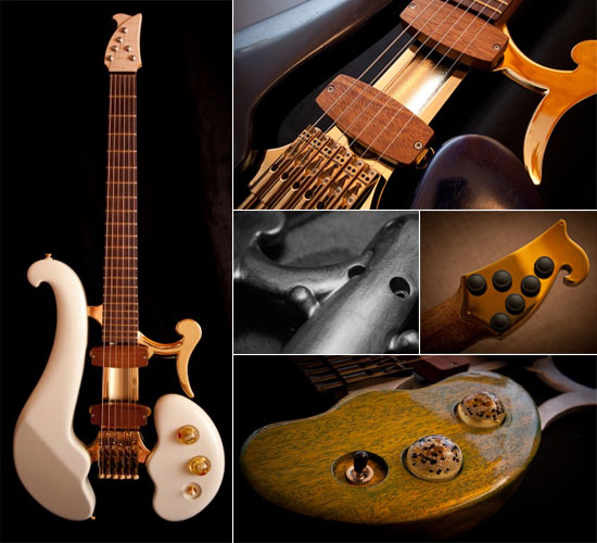 Di Donato handcrafted guitars