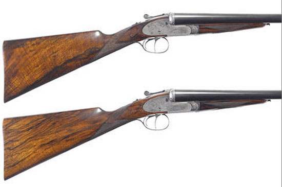 1930 J.Purdey & Sons guns