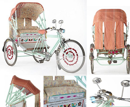 Designer Cycle Rickshaw
