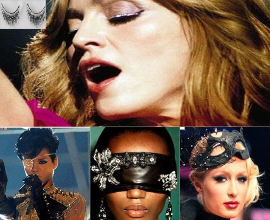 Luxuy eye fashion trends populairsed by celebrities