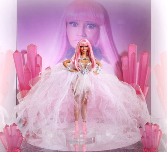 Nicki Minaj barbie doll