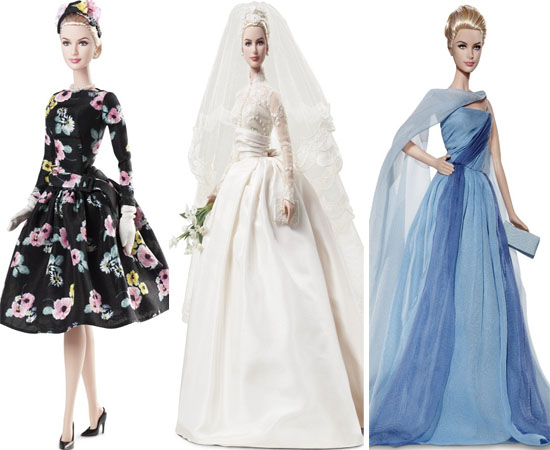 Collectible Barbie dolls: