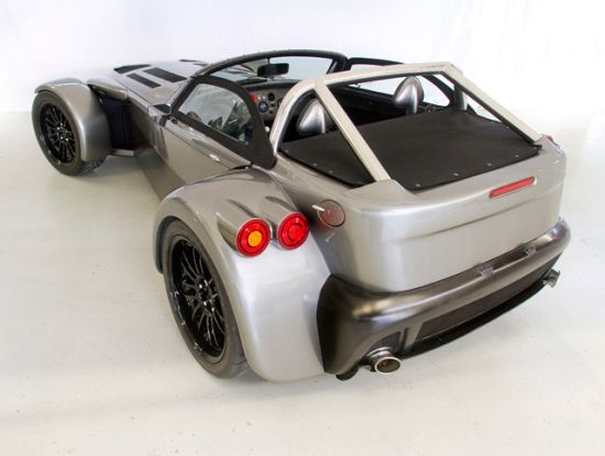 Donkervoort GTO Rear view
